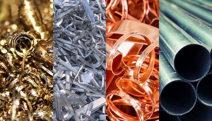 Применение черных и цветных металлов